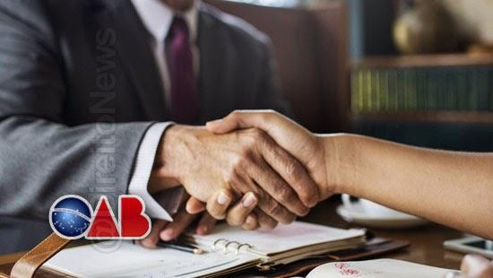 oab orgao ilicita clientes advogados direito