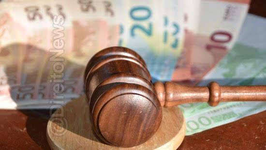 honorarios sucumbenciais arbitrados juizo stj direito