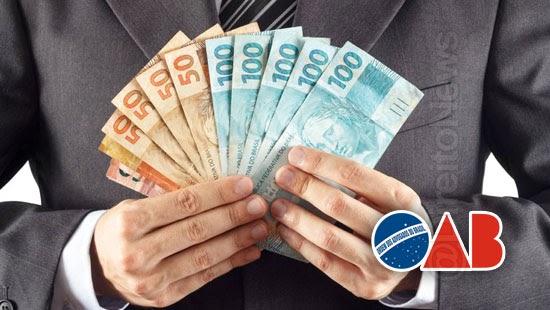 oab alerta cobrar honorarios auxilio emergencial