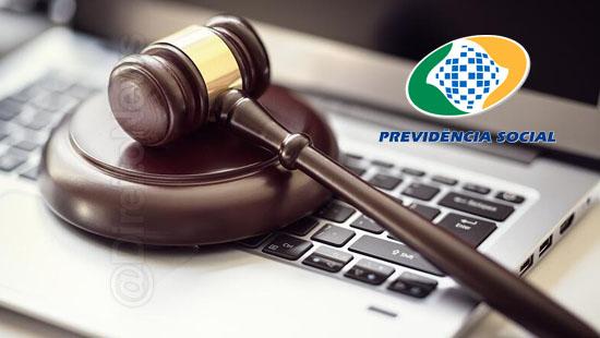 cnj tribunais pericias medicas inss internet