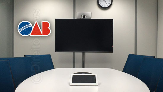 oab abrat suspensao audiencias telepresenciais trabalhistas